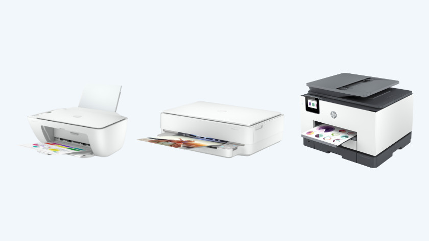 Verschil HP printers