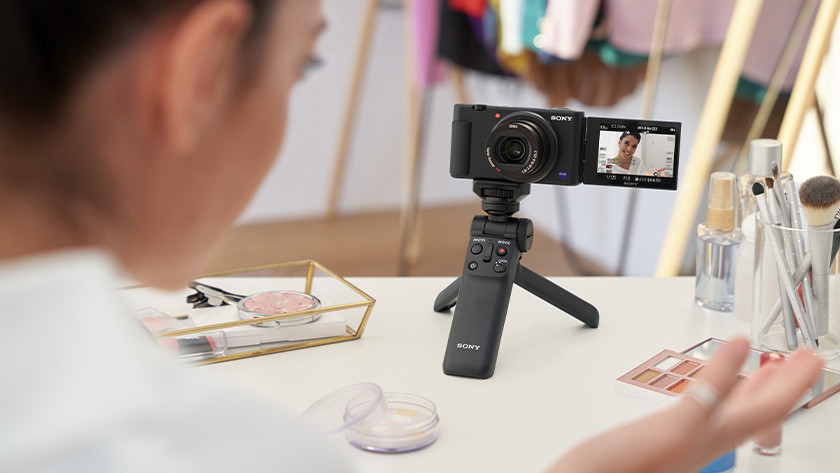 Aan de slag met vloggen