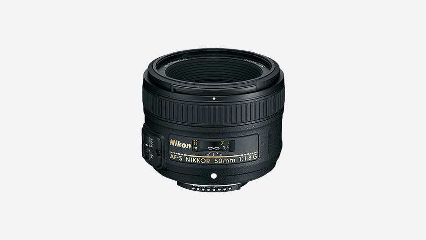 Nikon full frame lens mount