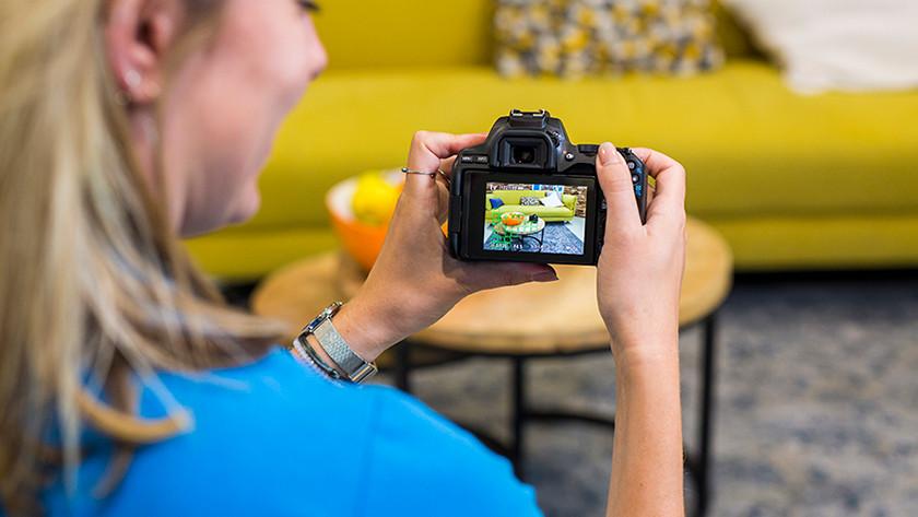 Beeldkwaliteit Canon EOS 250D