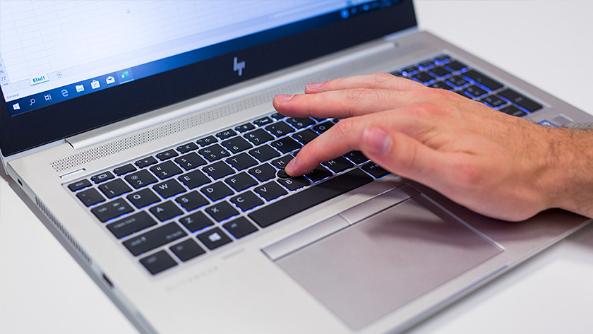 Touchpad toetsenbord HP Elitebook