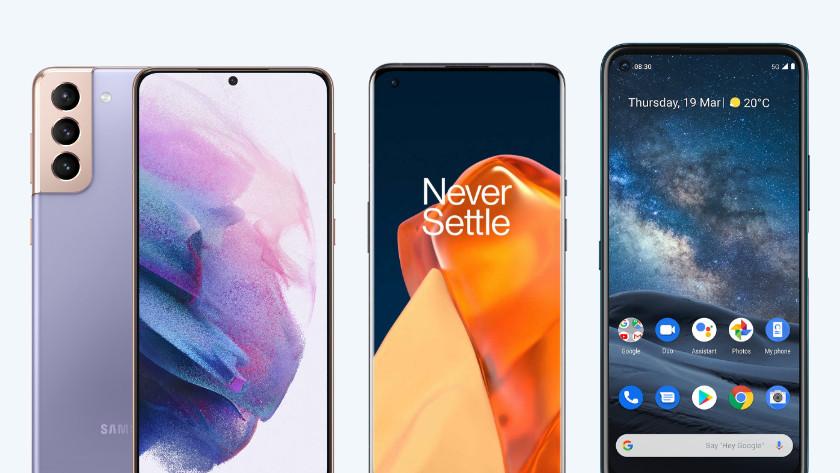 Android prijs zakelijk