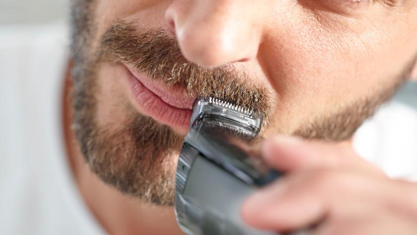 Verschillende stylingopties baardtrimmer