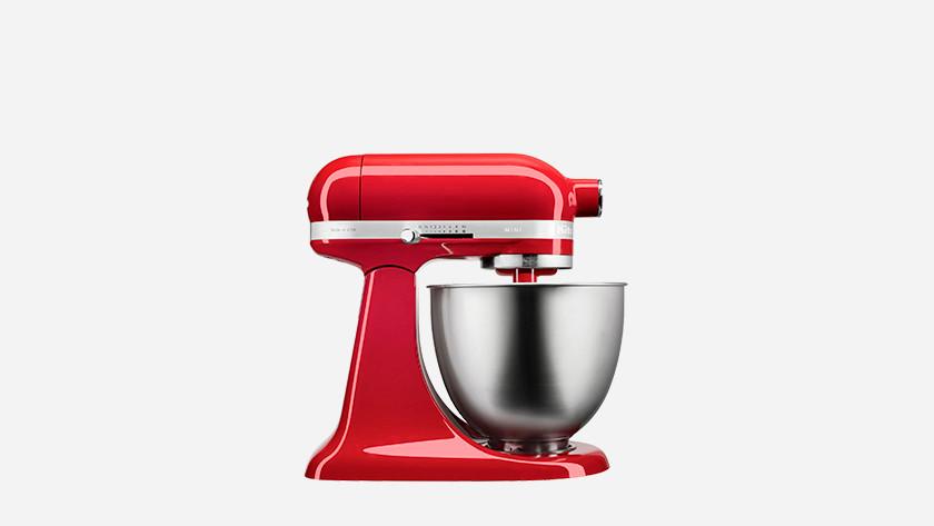 Small KitchenAid stand mixer