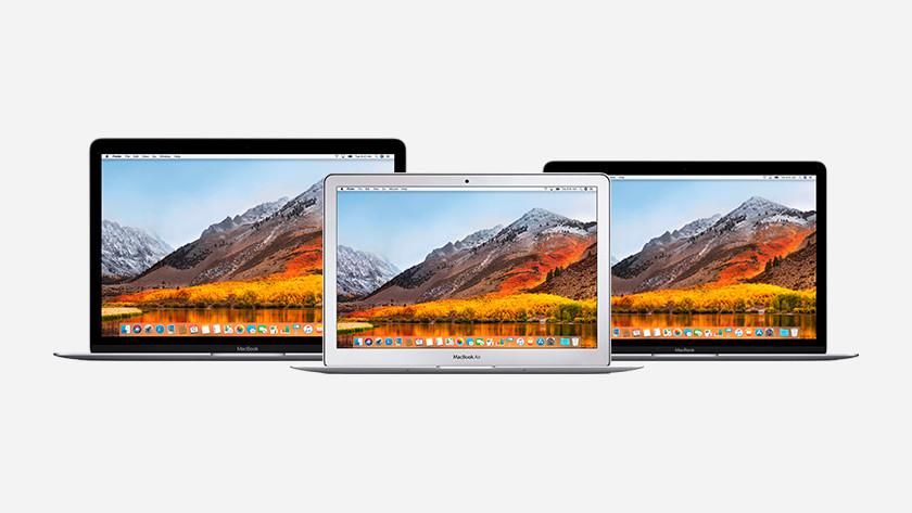 MacBook models