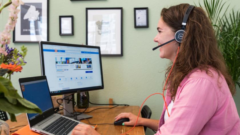 Headsets voor optimale bereikbaarheid