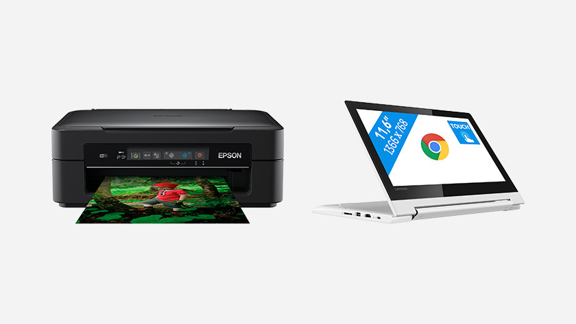 How do I connect my printer to my Chromebook? - Coolblue - Before 23