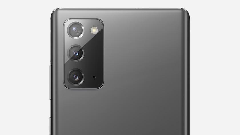 Samsung Note 20 of Note 20 Ultra camera