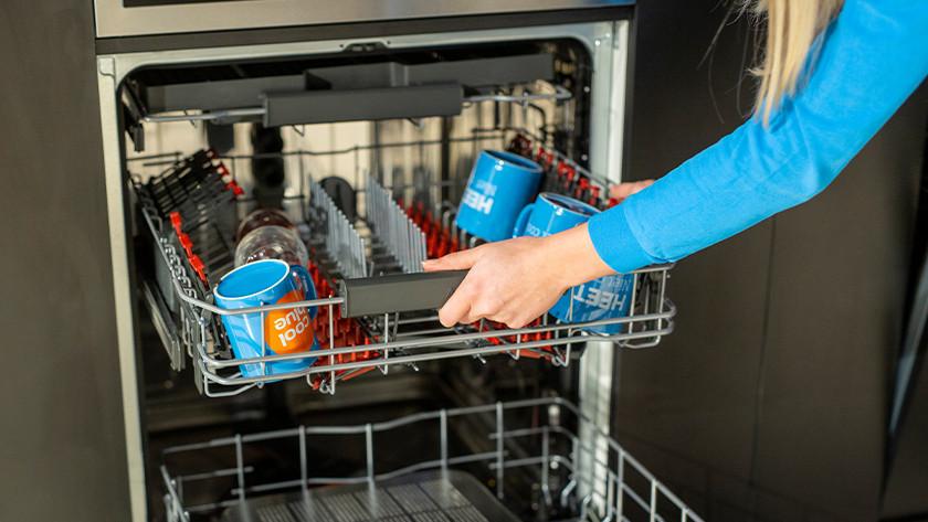Dishwasher drying method