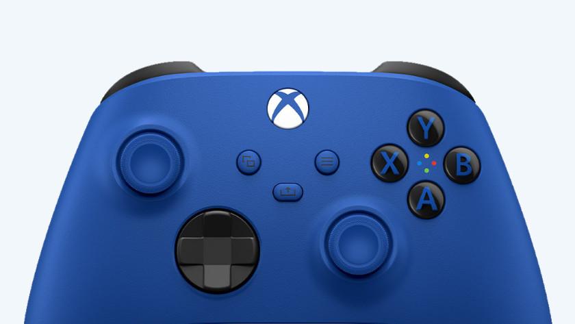 Xbox Series X en S controller