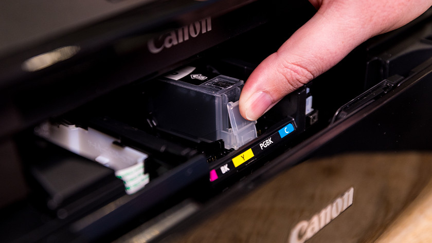 Remove cartridge