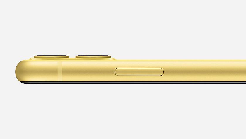 iPhone 11 ontwerp