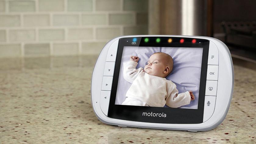 Reach baby monitor through concrete wall