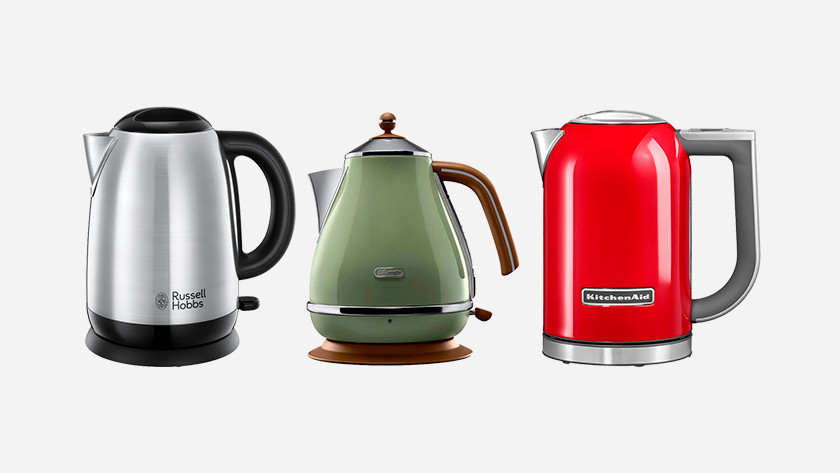 Retro kettle or standard model?