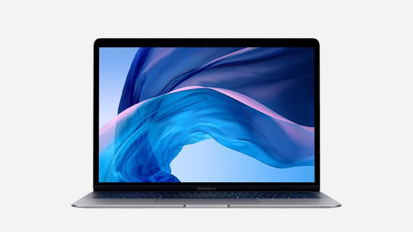 Apple MacBook Air beeldscherm