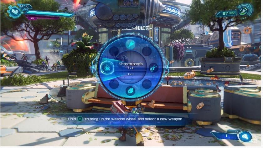 Ervaar de adaptieve triggers van de PS5 controller