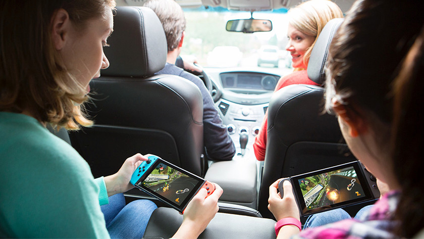 Play together on the Nintendo Switch
