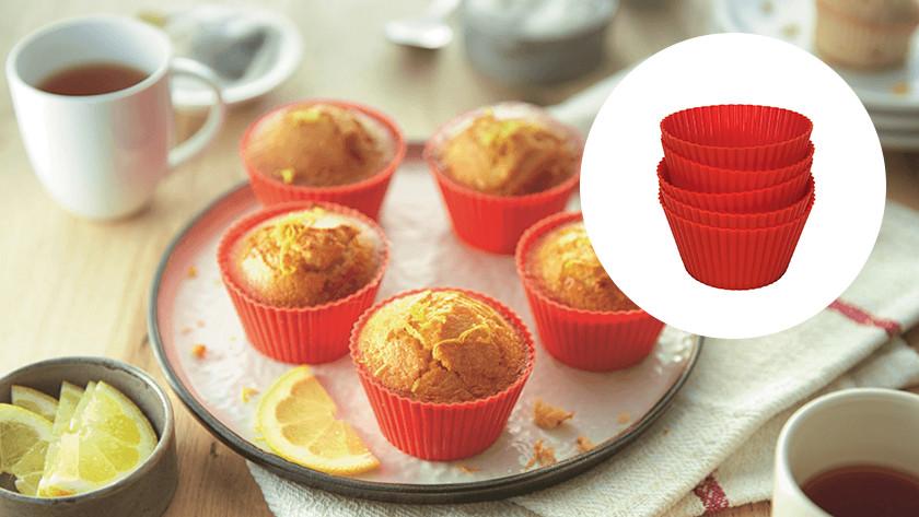 muffinvormen airfryer