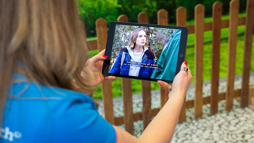 Watch series on the iPad 2019