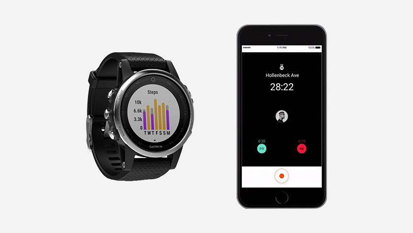 Expert review of the Garmin Fenix 5 - Coolblue - Before 23
