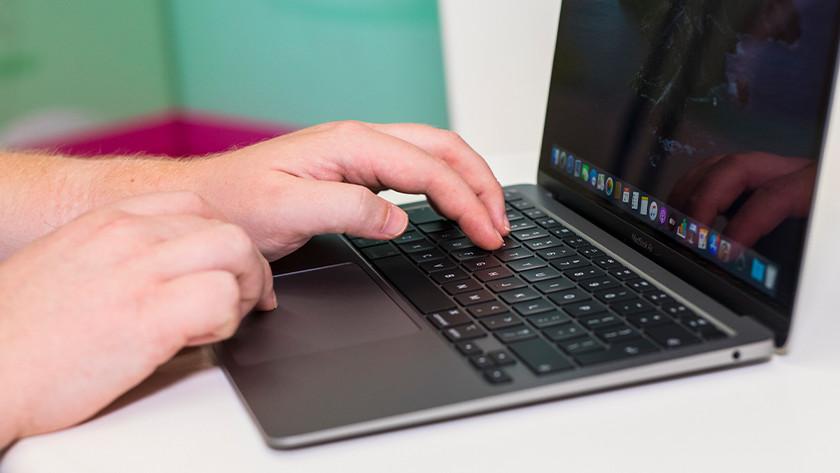 Apple MacBook Air (2020) toetsenbord