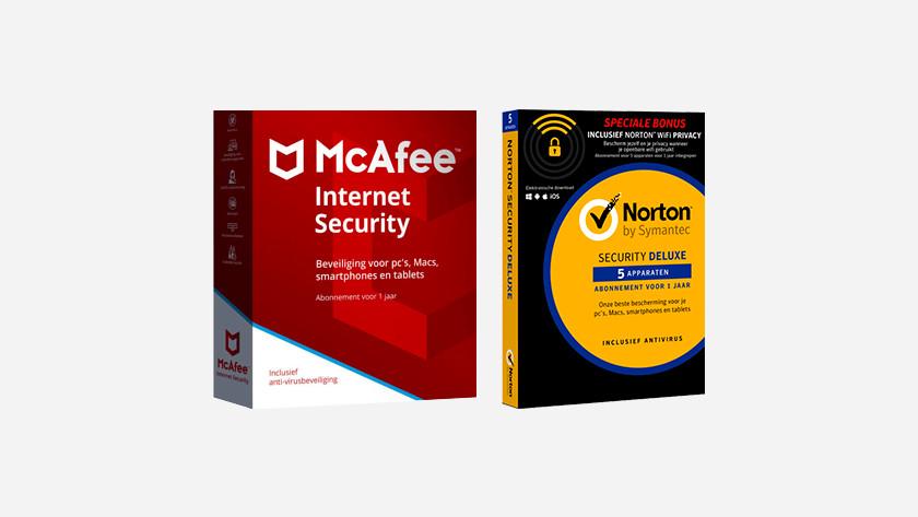 Norton of gratis antivirus