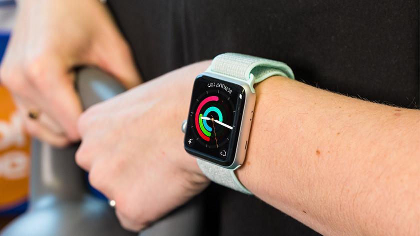 Apple Watch sport Activiteiten wijzerplaat