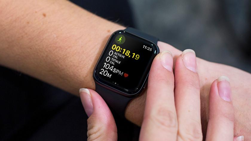 Apple Watch wandel workout