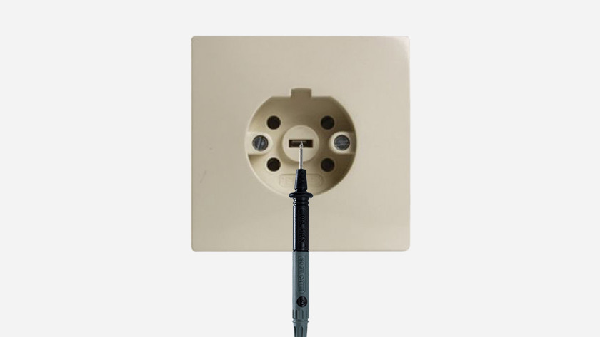 Measure perilex socket
