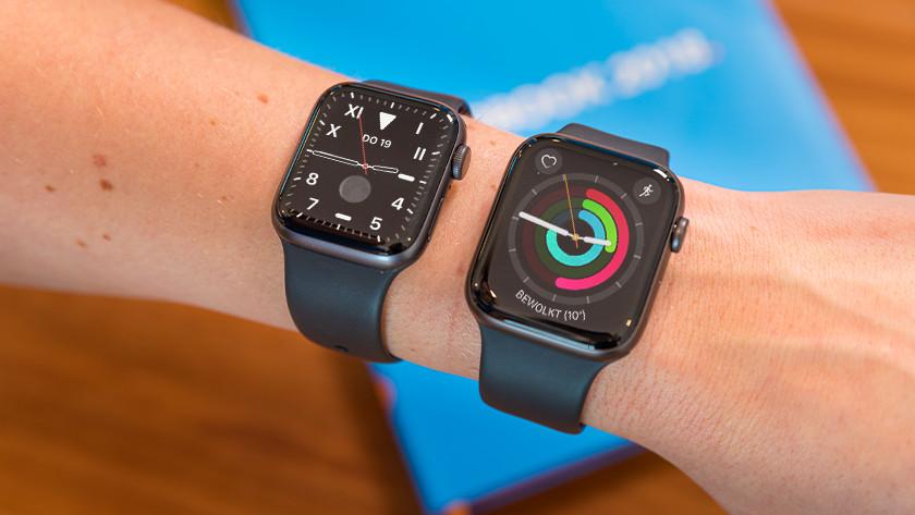 Apple Watch formaat