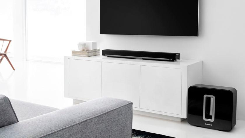 Installatie Sonos Playbar