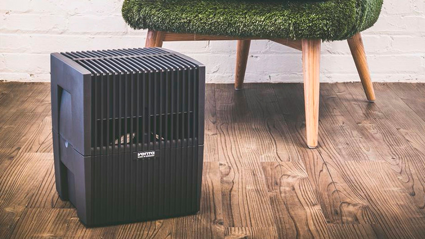 Humidifiers and wooden furniture