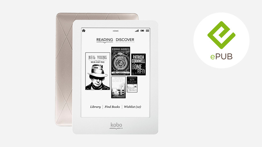 Ebooks epub