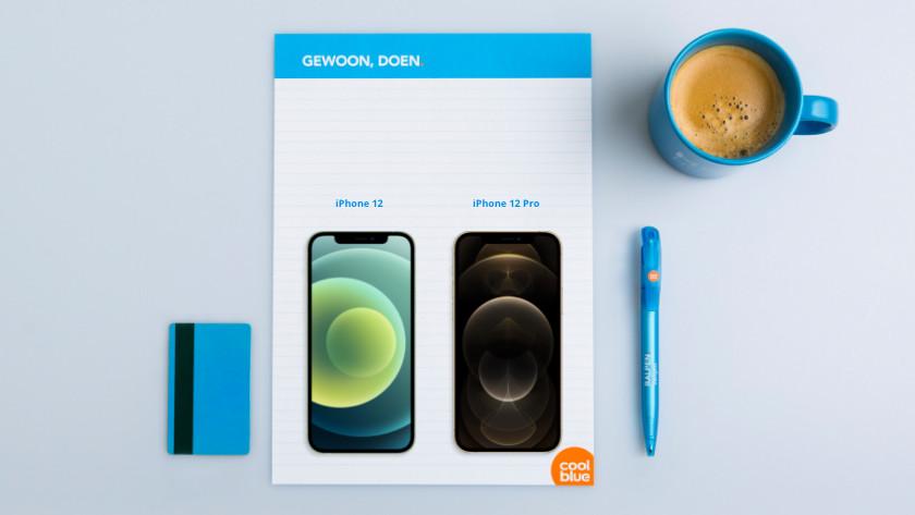 iPhone 12 en iPhone 12 Pro