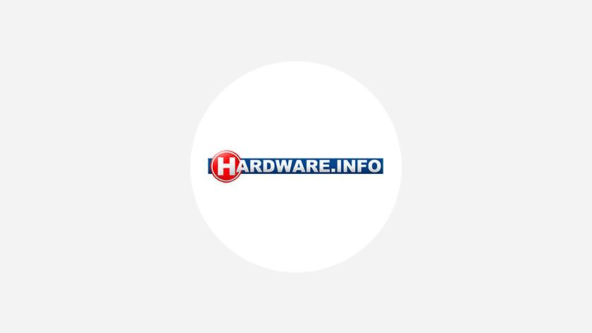 Het logo van Hardware.info.