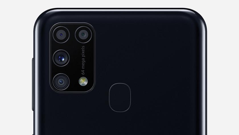 Samsung M31 vs Samsung M21 camera