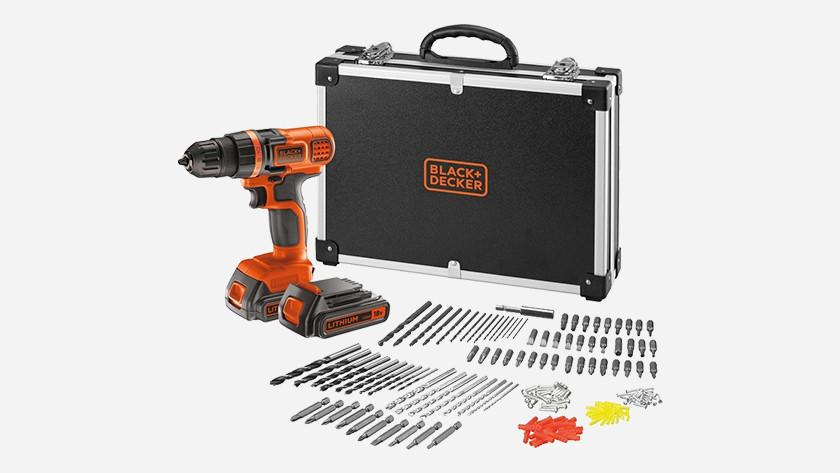 Accessory case drills
