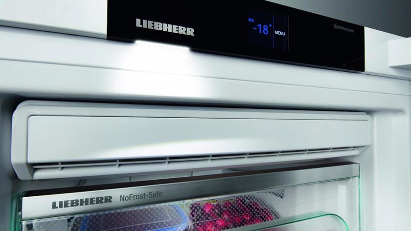 Top-notch freezer
