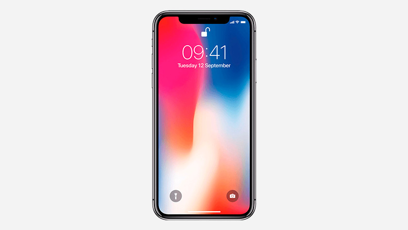 Charge Apple iPhone X wirelessly