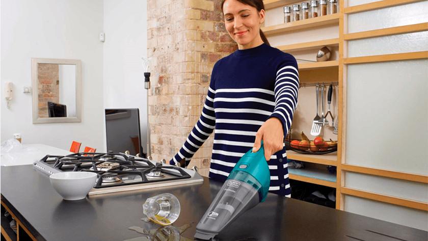 Special functions handheld vacuum