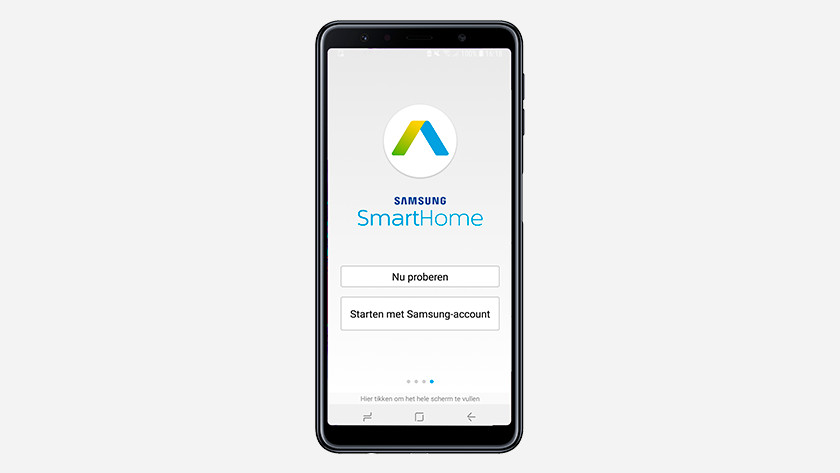 Samsung Smart Home app