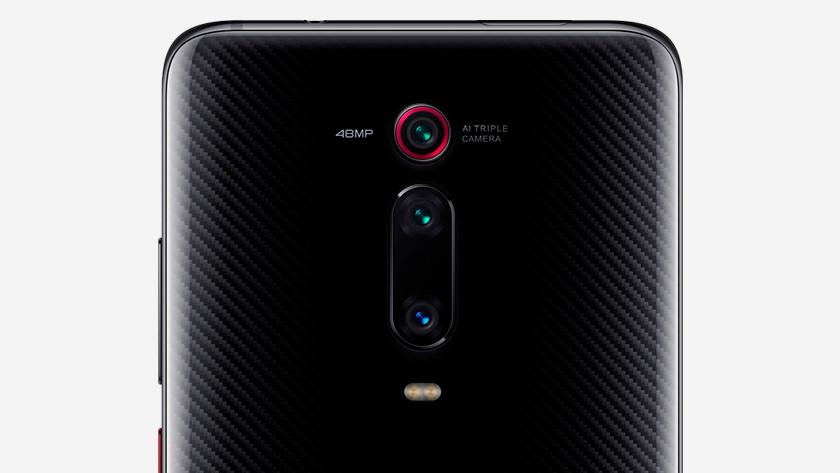 Xiaomi Mi 9t camera