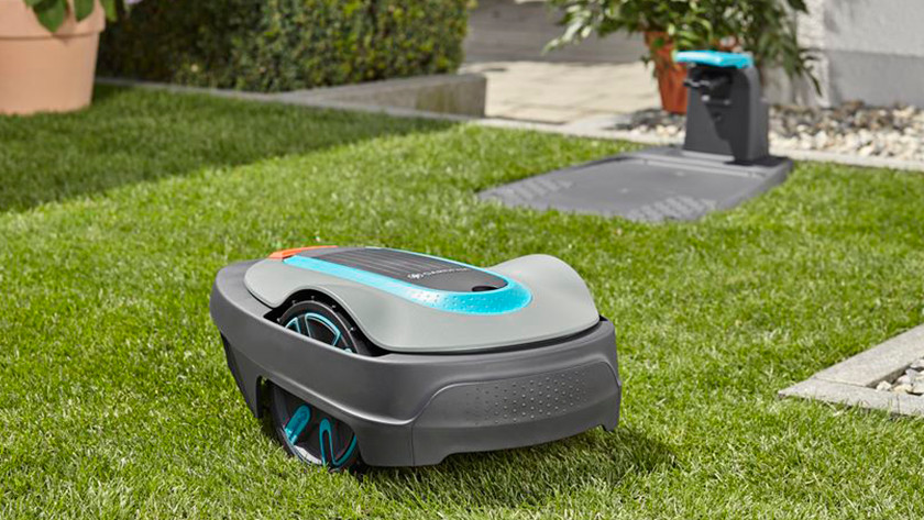 Installing your robot lawn mower