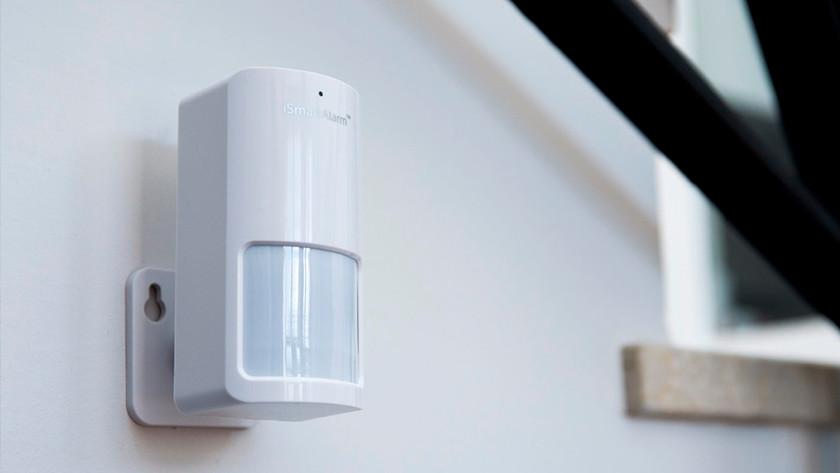 Alarmsysteem installeren en verbinden