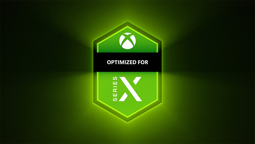 Optimized for Xbox Series X.