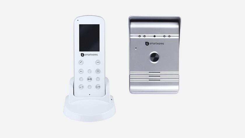 Doorbell with extra receiver