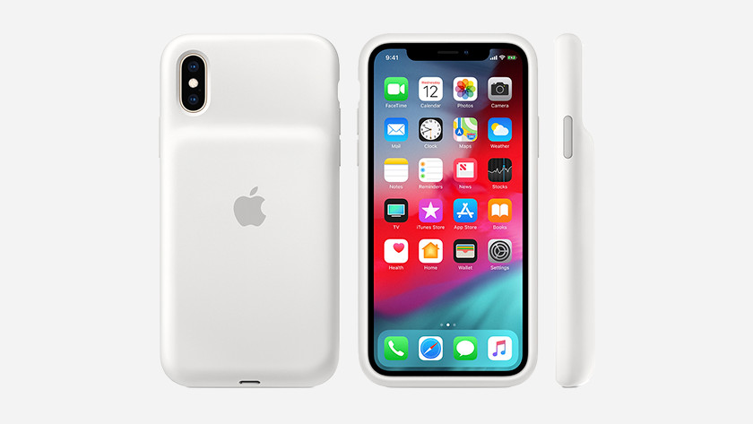Apple Smart Battery Case White