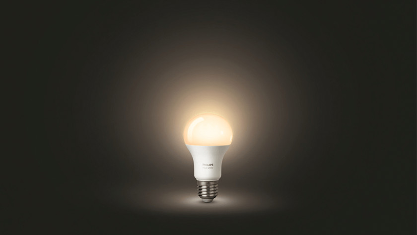 Smart light color