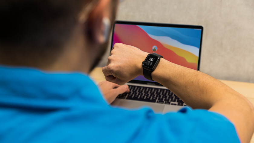 Macbook ontgrendelen met Apple Watch