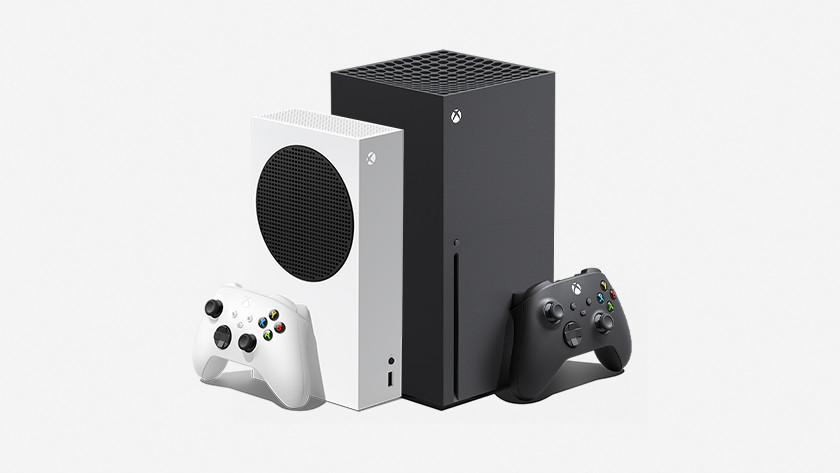 Xbox Series X en Series S.